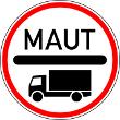Mautpflicht nach dem Bundesfernstraßenmautgesetz
